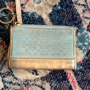 Coach Bags - Vintage Coach coin purse and wallet